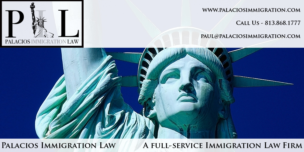 Palacios Immigration Law 813-868-1777